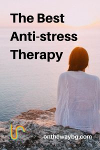 The Best Anti-stress Therapy