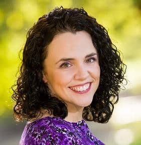 Author Sarah Geringer
