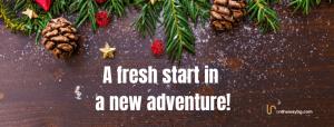 Facebook Cover - A Fresh Start
