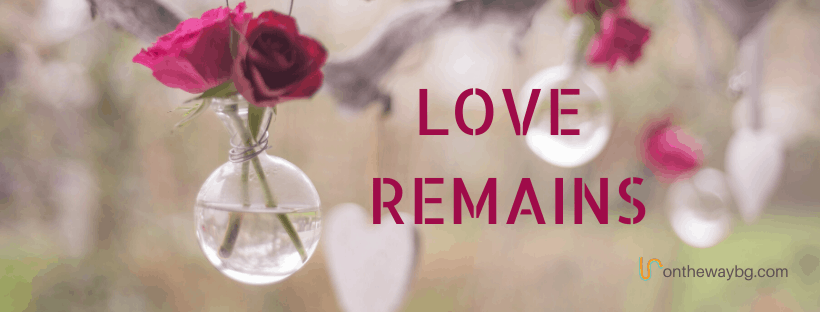 Facebook Cover - Love Remains