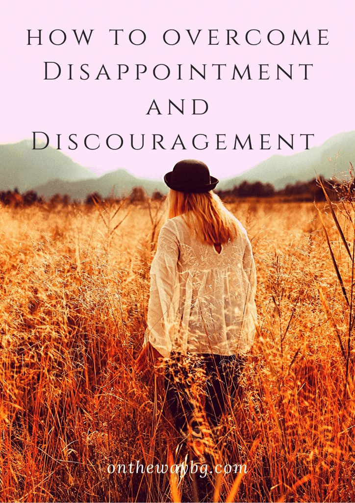How to Overcome Disappointment_E-book