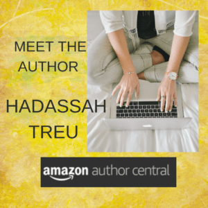 Meet the Author Hadassah Treu