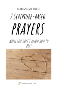 7 Scripture-based Prayers Cover