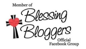 Blessing Bloggers Badge