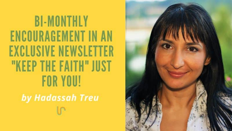 Sign up for the newsletter Keep the Faith!