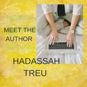 Meet the Author on Amazon